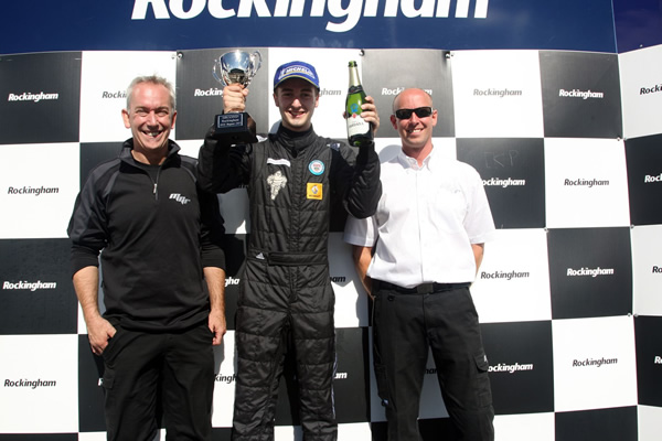 Middlehurst is Formula Renault Champion!