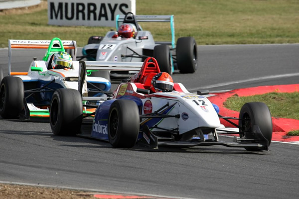 MGR leaves Snetterton with more points & experience gained